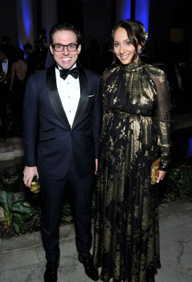 matthew coco in The Frick Collection Young Fellows Ball 2017