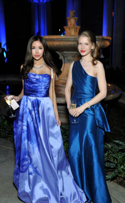jennifer lee in The Frick Collection Young Fellows Ball 2017