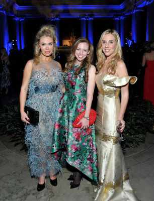 monica gorman in The Frick Collection Young Fellows Ball 2017