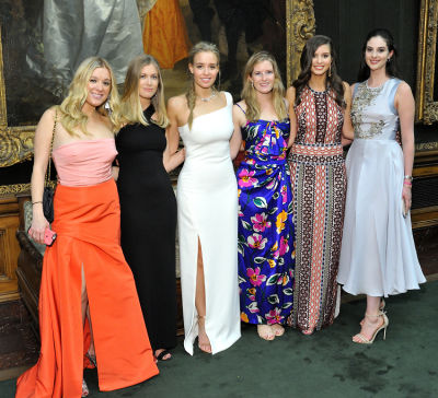 abby donaldson in The Frick Collection Young Fellows Ball 2017