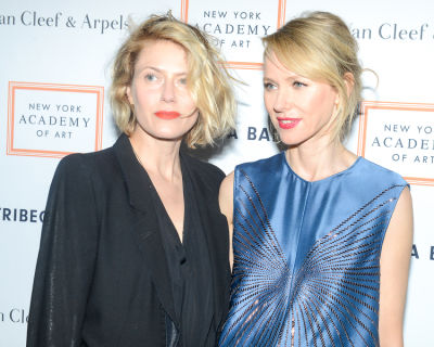 naomi watts in Brooke Shields Continues To Be Hottest Woman Ever At Last Night's Tribeca Ball