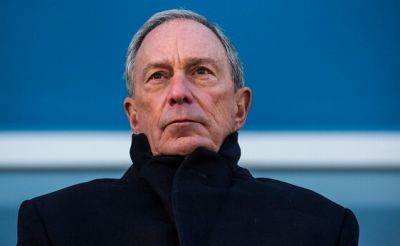 michael bloomberg in 11 Millionaire Dads Who Won't Be Leaving Fortunes To Their Kids