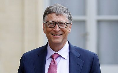bill gates in 11 Millionaire Dads Who Won't Be Leaving Fortunes To Their Kids