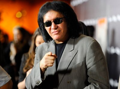 gene simmons in 11 Millionaire Dads Who Won't Be Leaving Fortunes To Their Kids