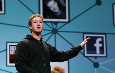 mark zuckerberg in 11 Millionaire Dads Who Won't Be Leaving Fortunes To Their Kids