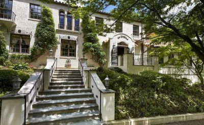 Kellyanne Conway's New $8 Million D.C. Mansion Is Blander Than She Is