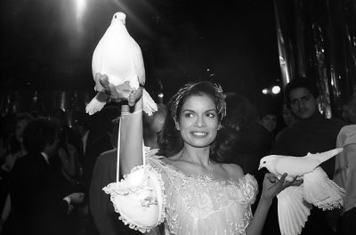 bianca jagger in Studio 54's 40th Anniversary: A Look Back At The Most Iconic Moments