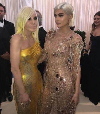 Donatella Versace, Kylie Jenner