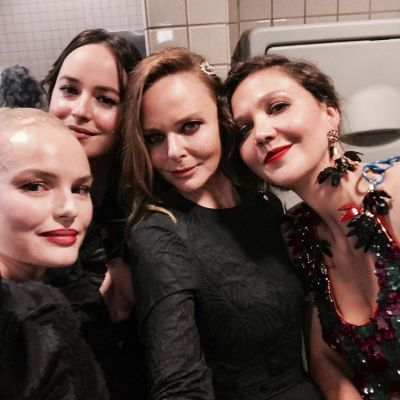 Kate Bosworth, Dakota Johnson, Stella McCartney, Maggie Gyllenhaal