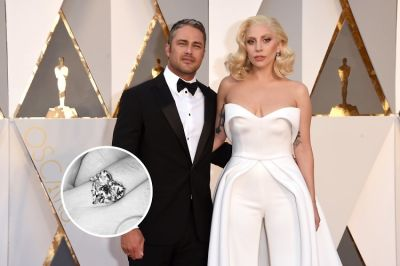 lady gaga in 23 Of The Most Expensive Engagement Rings Of All Time