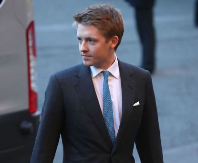 hugh grosvenor in The Richest Royal EVER: Who Is The Duke of Westminster?