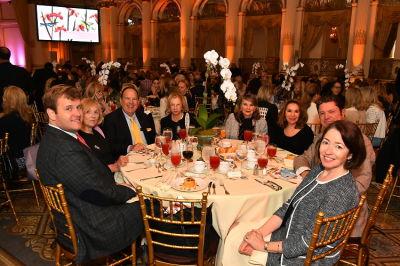 myrna haft in 2017 Audubon Women in Conservation Luncheon and Rachel Carson Award