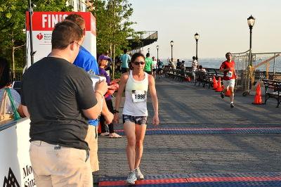 The 2017 American Heart Association Wall Street Run & Heart Walk