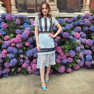 rosie fortescue in The 17 Hottest Socialites In England