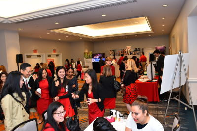 The American Heart Association 2017 Brooklyn GO RED For Women Luncheon