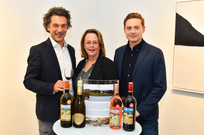 Jean-Claude Mas of Domaines Paul Mas Celebrates Wine & Art at The Curator Gallery NYC, Previews Astelia AAA wine
