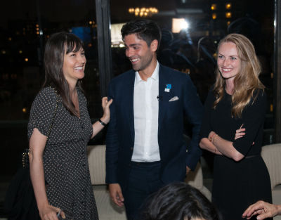 adrian grenier in #StopSucking: Lonely Whale Benefit with Co-Founder Adrian Grenier