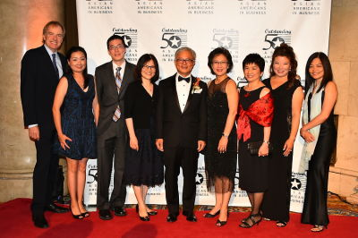shaw jen-chang in The 16th Annual Outstanding 50 Asian Americans In Business Awards Dinner Gala