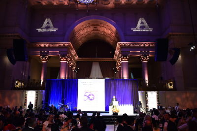 The 16th Annual Outstanding 50 Asian Americans In Business Awards Dinner Gala
