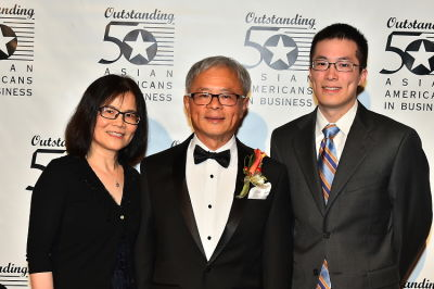 shawjen chang in The 16th Annual Outstanding 50 Asian Americans In Business Awards Dinner Gala