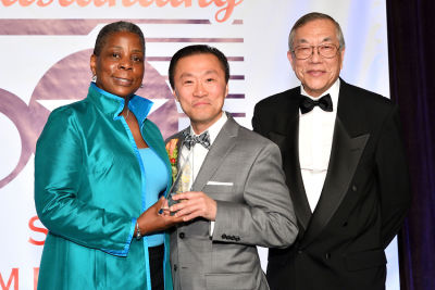 16th Annual Outstanding 50 Asian Americans in Business Awards Dinner Gala - gallery 2