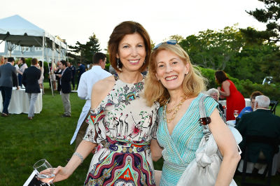 "shari adler in East End Hospice Annual Summer Party, ""An Evening in Paris"""