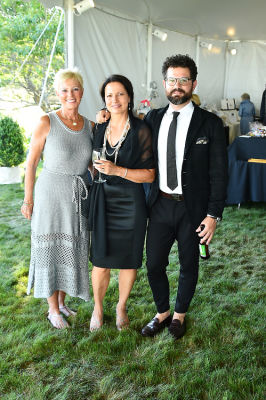 """eileen boccio in East End Hospice Annual Summer Party, """"An Evening in Paris"""""""