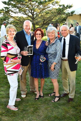 """mary hull in East End Hospice Annual Summer Party, """"An Evening in Paris"""""""