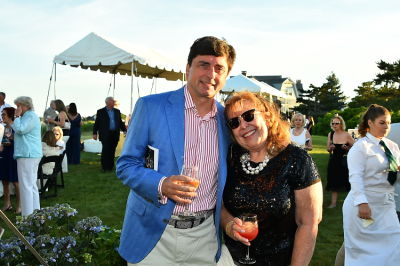 """tobey avner-nelson in East End Hospice Annual Summer Party, """"An Evening in Paris"""""""