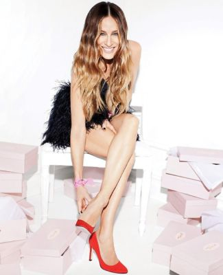 SJP with shoes