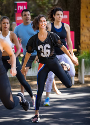 STRONG by Zumba takes Ruschmeyer's with Danielle Snyder