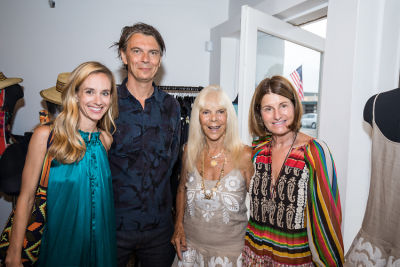 rachelle hruska-macpherson in Cynthia Rowley and Lingua Franca Celebrate Three Generations of Surfer Girls