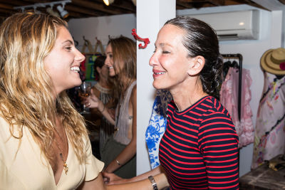 quincy davis in Cynthia Rowley and Lingua Franca Celebrate Three Generations of Surfer Girls