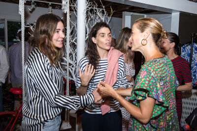 carolyn murphy in Cynthia Rowley and Lingua Franca Celebrate Three Generations of Surfer Girls