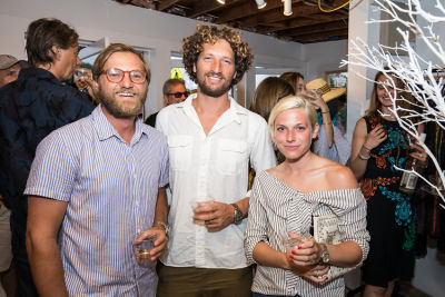 mikey detemple in Cynthia Rowley and Lingua Franca Celebrate Three Generations of Surfer Girls