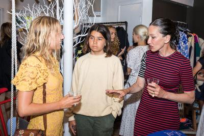cynthia rowley in Cynthia Rowley and Lingua Franca Celebrate Three Generations of Surfer Girls