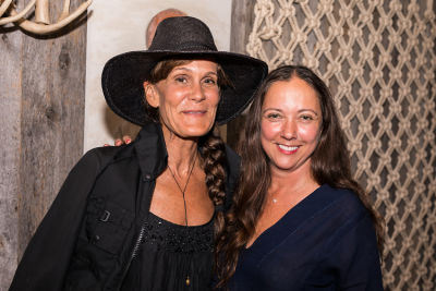 robin standefer in Cynthia Rowley and Lingua Franca Celebrate Three Generations of Surfer Girls