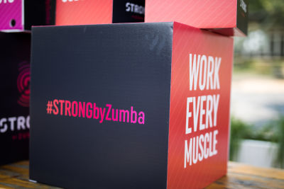 STRONG by Zumba takes Ruschmeyer's with Peter Davis