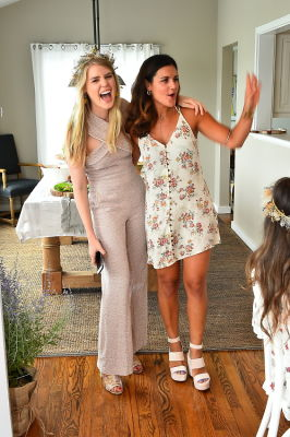 jennifer poto in Crowns by Christy x Nine West Hamptons Luncheon