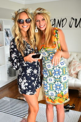 rachel donohue in Inside The Crowns by Christy x Nine West Hamptons Luncheon