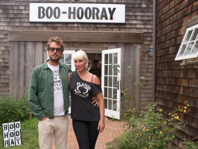 How Boo-Hooray Brought Counterculture Cool To The Hamptons