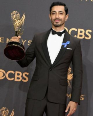 riz ahmed in The Most Powerful Moments At The 2017 Emmy Awards