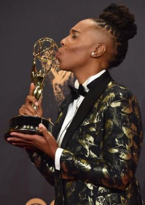 lena waithe in The Most Powerful Moments At The 2017 Emmy Awards