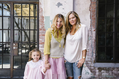 kymberly marciano in BURU founder Morgan Hutchinson Hosts Brunch For Influential Moms