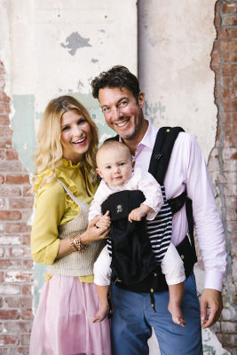 morgan hutchinson in BURU founder Morgan Hutchinson Hosts Brunch For Influential Moms