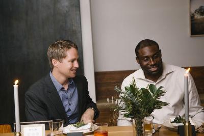 stefan cross in Inside Maven's Intimate Dinner For Tech Insiders & Innovators