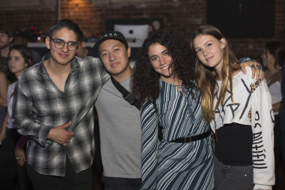 sky renee in RADD(R)+UBER Present Free Show at The Hi Hat To Support DUI Awareness & Road Safety