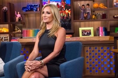 sonja morgan in Sonja Morgan Accidentally Invited A Thousand People To Her House...