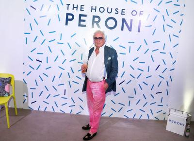 clement von-franckenstein in House of Peroni LA Opening Night