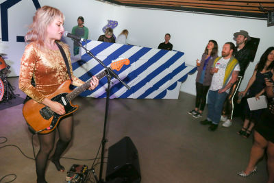 deap valley in House of Peroni LA Opening Night